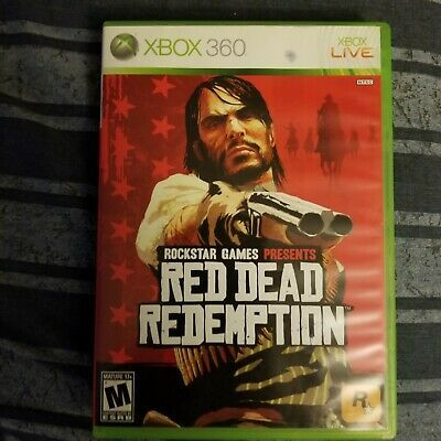 Red Dead Redemption Xbox 360 *100% TESTED