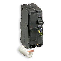 Square D Qo220gfi Qo Qwikgard 20amp Twopole Gfci Breaker Gfci Gfci Plug Breakers
