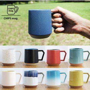 Chips チップス Chips Mug Chips マグカップ マグ カップ コップ 美濃焼き 大きい 大きめ Chips Headfootmixism 通販 マグカップ マグ コーヒーカップ おしゃれ