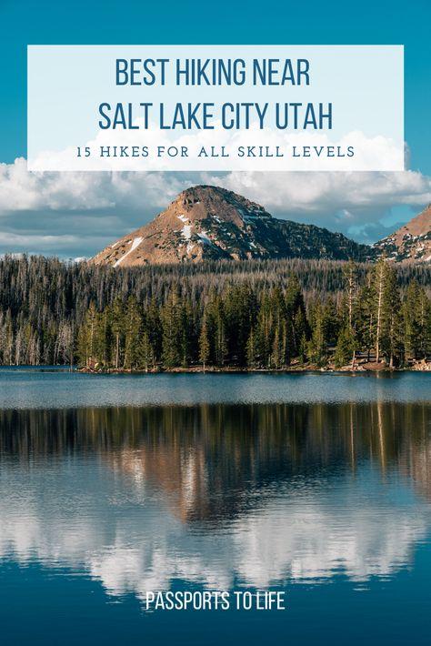 9 Best Salt Lake City Hiking Trails