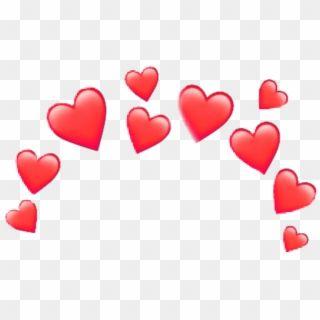 Red Heart Heartcrown Crown Emoji Iphone Random Blue Heart Emoji Crown Hd Png Download In 2020 Heart Emoji Blue Heart Emoji Pink Heart Emoji