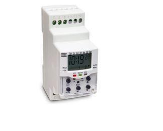 Programador Horario Bwt20 Com Imagens Programador Led 220v Temporizador Digital