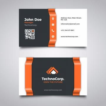 Pinky Business Card Vector Graphic Dryicons Vector Business