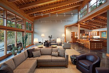 7 curated Home: Pacific Northwest Style ideas by sltekatch   Warm ...