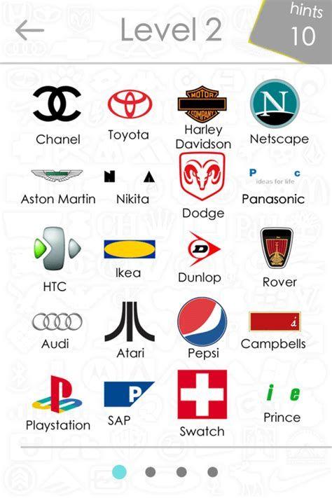 Logo Quiz Answer Level 1 2 3 4 5 6 7 8 9 Levelstuck In 2021 Logo Quiz Logo Quiz Answers Leaf Logo
