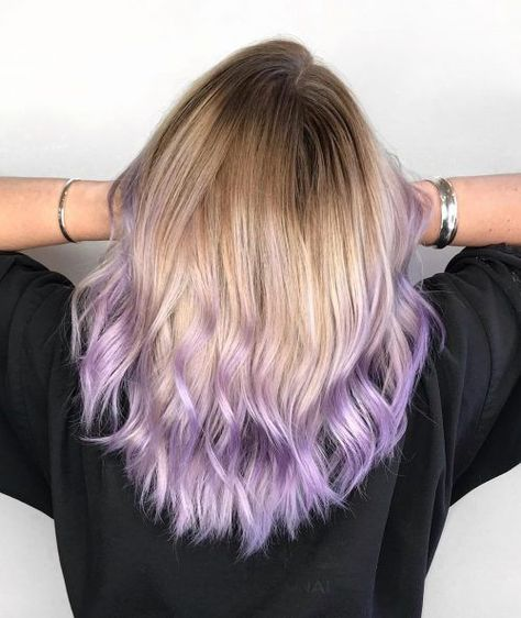22 Stunning Purple Ombre Hair Color Ideas for 2021