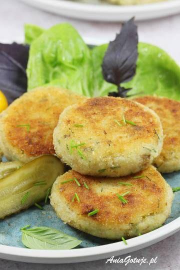 Kotlety Ziemniaczane Aniagotuje Pl Cooking Recipes Culinary Recipes Recipes