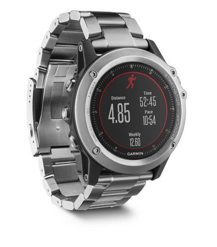 d85af955b Garmin-Fenix-3-HR-Titanium-GPS-Running-Sports-Watch-Silver-Titanium-Strap  Shop the Most Bought Ebay Best New Garmin Forerunner 735XT , Garmin Fenix 5  ...