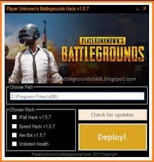Download PUBG Mobile Hack (Wallhack, Aimbots and Cheats