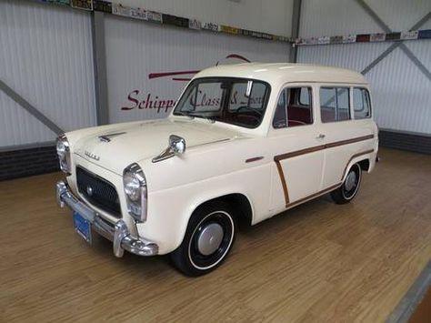 Ford Prefect Squire estate (1957)