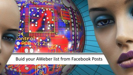 Some Ideas on Aweber Facebook You Should Know
