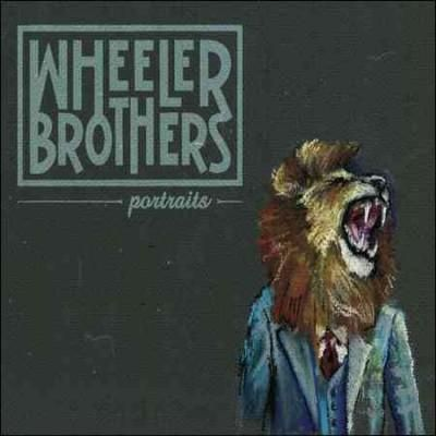 Wheeler Brothers - Portraits, Silver