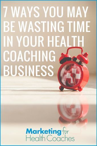 7 Ways To Work Smarter Not Harder In Your Health Coaching Business