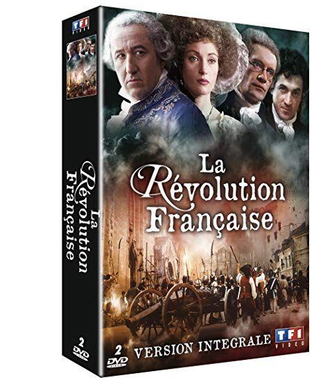 La Revolution Francaise Version Integrale Les Annees Lumiere Les Annees Terribles Jane Seymour Revolution Movie Collection