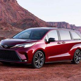 2021 Toyota Sienna Interior Toyota Suv Toyota Suv Models Toyota Tundra