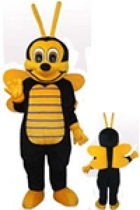 Bee Mascot Costume  sc 1 st  Pinterest & $310.69Black Red Long Hair Eagle Plush #Adult #Mascot #Costume ...