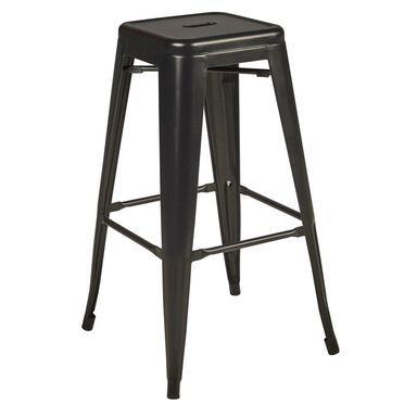 Stolek Barowy Soho Metalowy Czarny Krzesla Fotele Lawki Ogrodowe W Atrakcyjnej Cenie W Sklepach Leroy Merlin Bar Stools Furniture Home Decor
