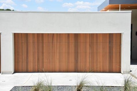 8 Cedar And Wood Garage Doors Ideas, Western Red Cedar Garage Door