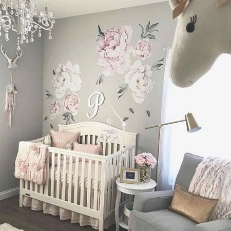 The Top 10 Baby Nursery Ideas On Pinterest And How To Shop Them Finder Com Au Girl Room Decor