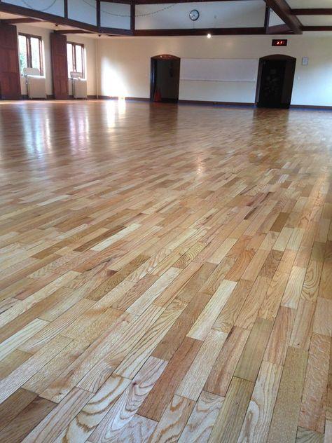 A Dance Floor In Tacoma Washington Got An Upgrade With The Help Of Magic Oil 2k Neutral Flooring Hardwood Wood Floors