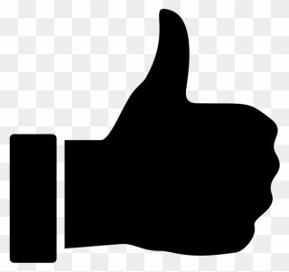 Thumb Clipart Thumbs Up Icon Transparent Background Thumb Up Icon Png Clip Art Thumbs Up Icon Thumb