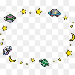 Outer Space Clipart Vector Illustration Set Nursery Art Etsy In 2021 Clip Art Outer Space Drawing Astronaut Illustration