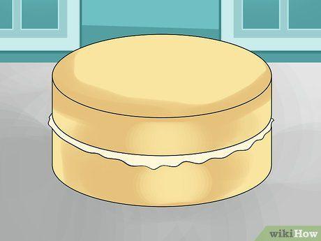 How To Make A Castle Cake Recipe Castle Cake How To Make Cake
