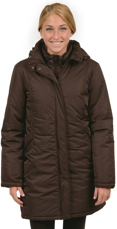 Ro R&O Women's Excelled Hooded Puffer 3-in-1 Systems Jacket
