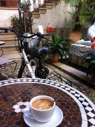 Can Morey De Santmartí Museum With A Terrace Coffe Bar In