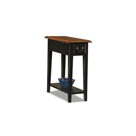 Wilfredo End Table With Storage Oak End Tables End Tables With Storage Furniture