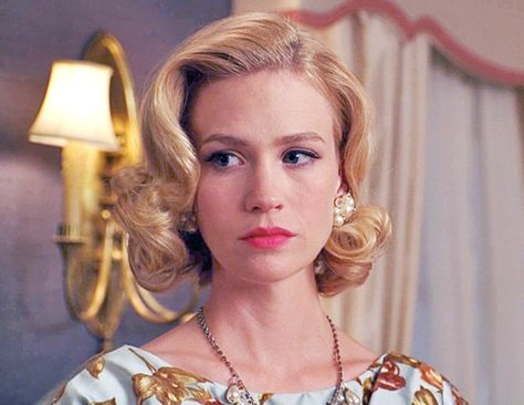betty draper Francis, always perfectly put together, with every hair in place, and makeup done to a T.