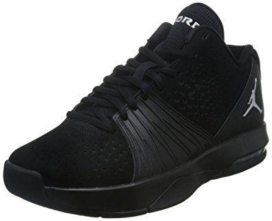 wholesale dealer 77978 bbcaa Nike Mens Jordan 5 AM Basketball Shoe Black White 13 Review