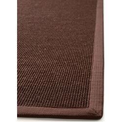 Benuta Naturals Teppich Sisal Dunkelbraun 200 200 Cm Naturfaserteppich Aus Sisalbenuta De In 2020 Teppich Sisal Sisalteppich Benuta
