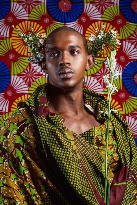 Un prince en pagne de #BTendance. Quand l'homme met le pagne en valeur... #africanfashion #pagne