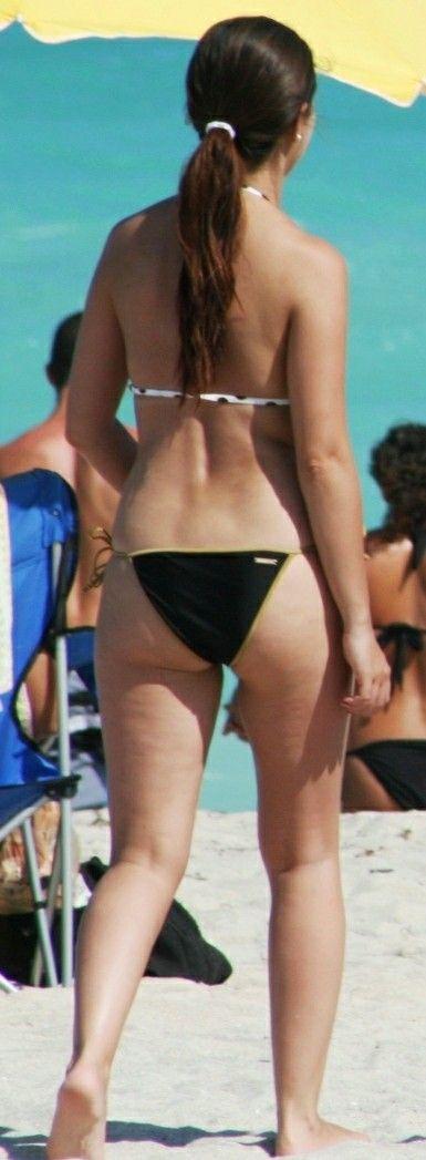 sexy Simple Black Bikini -=-...