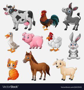 Pin By Angela Dovsk On Umelye Ruchki Farm Animals Preschool Animal Clipart Farm Animals