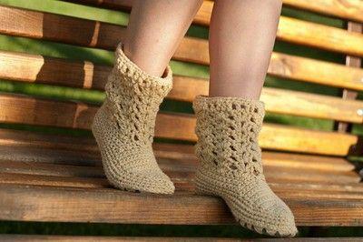 Buty Robione Na Szydelku 9 Fall Fashion Boots Crochet Boots Womens Boots