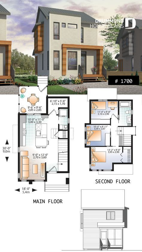 Pin By Naser On Coole Hausert In 2020 With Images Small House Design Small House Floor Plans Tiny House Layout