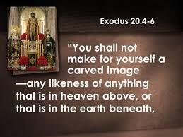 Exodus 20 4 6 Kjv Thou Shalt Not Make Unto Thee Any Graven Image Or Any Likeness Of Any Thing That Is In Heaven Above Or That Is I Exodus 20 4 Exodus Lord