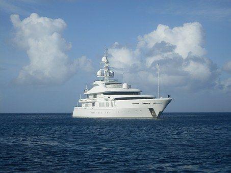 Yacht Et Bateau De Luxe Et De Reve Argent Luxe Bateau Yacht
