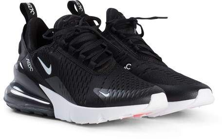 new product 39596 ce8e8 NIKE Black and White Nike Air Max 270 Shoes | Adorable Baby ...