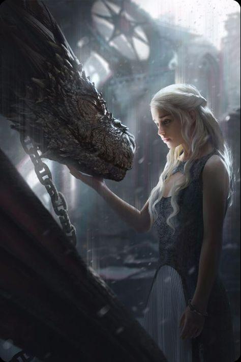 Emilia Clarke Fridge Magnets Set of 5 NEW Game Of Thrones Mother Of Dragons GOT