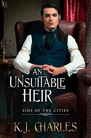 Free Read An Unsuitable Heir Sins Of The Cities Book 3