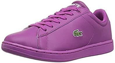 Lacoste Kids/' Carnaby Evo Sneakers