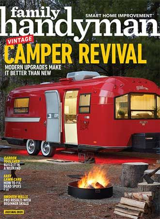 31 Cheapskate Handy Hints For The Outdoors In 2020 Family Handyman Handyman Handyman Magazine