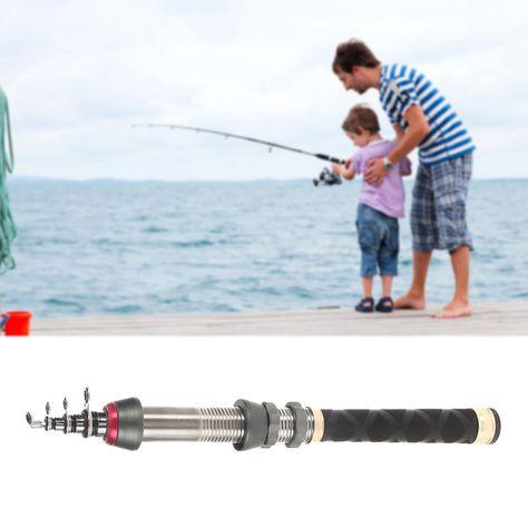 Ultralhard Rock Fishing Rod High Carbon Saltwater Rod