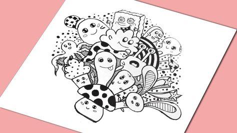 Doodle Art !!