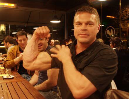 John Brzenk Arm Wrestling Champion best ever!