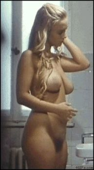 Nice Peeping tom tits gif for