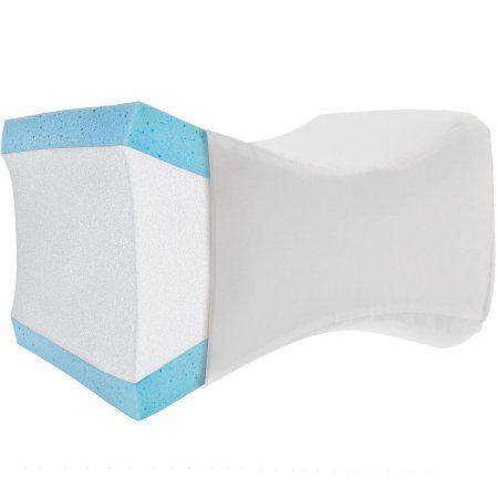 Pharmedoc Knee Wedge Pillow Orthopedic Leg Wedge Pillow For Side